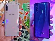 Nên mua Vivo V15 hay Galaxy A50?