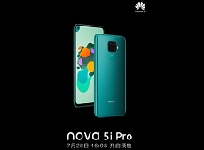 Ngày ra mắt Huawei Nova 5i Pro đã được ấn định