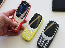 """Đã có thể đặt hàng """"cục gạch"""" Nokia 3310"""