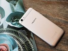 Oppo F3 vàng hồng: Sự lựa chọn hoàn hảo của phái đẹp