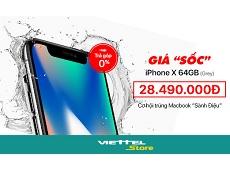 Tháng 7 này đến Viettel Store mua iPhone, iPad trúng Macbook sành điệu