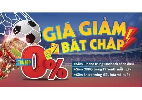 Trong tháng 7 mua điện thoại giá giảm bất chấp, trúng thưởng quà chất chỉ có tại Viettel Store