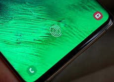 Smartphone Samsung sẽ có tính năng quét vân tay khi nhập mã pin