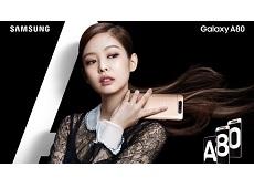Samsung Galaxy A80, smartphone có camera trượt xoay độc nhất, chính thức xuất hiện tại Việt Nam