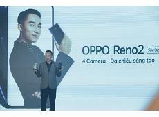 OPPO chính thức giới thiệu Reno2 và Reno2 F với 4 camera: Truyền cảm hứng sáng tạo đa chiều