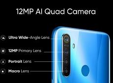 Realme 5 và Realme 5 Pro ra mắt: 4 camera sau, giá dự kiến chỉ từ 3,3 triệu đồng