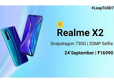 Rò rỉ Realme X2: Màn hình giọt nước 6.4 inch, chip Snapdragon 730G, camera chính lên tới 64MP cùng viên pin khủng