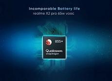 Sạc nhanh trên Realme X2 Pro có công suất lên tới 65W