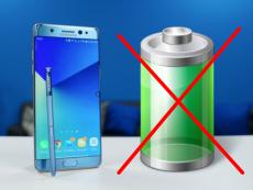 Samsung chuẩn bị tung ra bản cập nhật cấm người dùng sạc pin cho Note 7