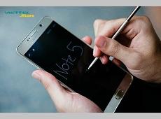 Đánh giá chung Galaxy Note 5