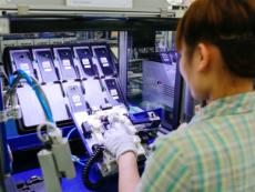 Mục sở thị quy trình sản xuất Galaxy S8/S8 Plus tại nhà máy Samsung Thái Nguyên (SEVT)