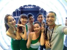 Oppo F3 Plus - Sản phẩm tạo nên kỷ nguyên mới về selfie góc rộng