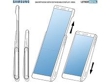 """Lộ bằng sáng chế smartphone có khả năng cuộn """"độc nhất vô nhị"""" của Samsung"""