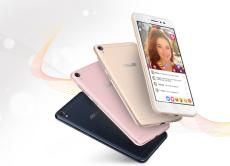 Zenfone Live - smartphone của Asus chuyên live stream