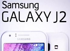 Galaxy J2 - Smartphone giá rẻ tích hợp mạng 4G về Việt Nam