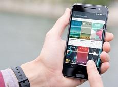 HTC One A9 dùng vỏ kim loại, nhiều điểm tốt hơn iPhone