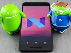 Android 7.0 tỏ ra vượt trội khi so sánh với bản 6.0