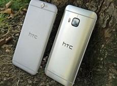 So sánh HTC One A9 với HTC One M9