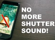 """Hướng dẫn tắt âm thanh chụp ảnh trên iOS 10 """"dễ như ăn kẹo"""""""