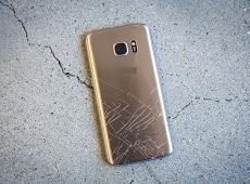 Có thể tự thay nắp lưng Galaxy S7 bị vỡ không?
