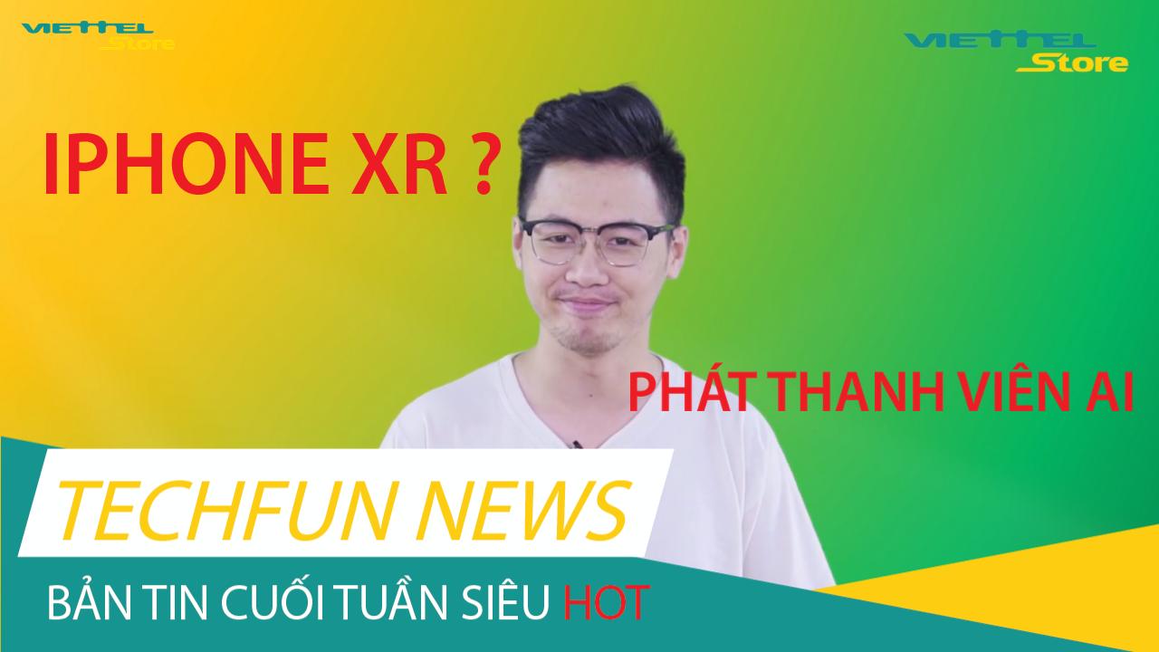 [Techfun News] Xuất hiện MC dẫn chương trình liên tục 24/24h không nghỉ