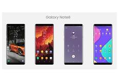 Thiết kế Galaxy Note 8 thực sự có thể sẽ khác với hình ảnh rò rỉ