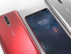 Thiết kế Nokia 9 lộ diện đẹp long lanh, màn hình cong như Galaxy S8