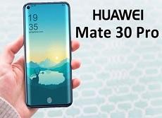 Thời lượng pin Huawei Mate 30 Pro tốt hơn Mate 20