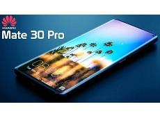 Lộ thông số Huawei Mate 30 Pro với 2 camera sau có độ phân giải lên tới 40MP