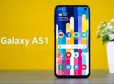 Rò rỉ thông số kỹ thuật của Galaxy A51 với màn hình lớn 6.5 inch cùng camera chính lên tới 48MP
