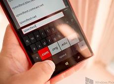 Mách bạn một số thủ thuật giúp gõ phím nhanh hơn trên Windows 10 Mobile