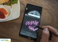 Điểm danh những tính năng trên bút S pen của Galaxy Note 8 cực