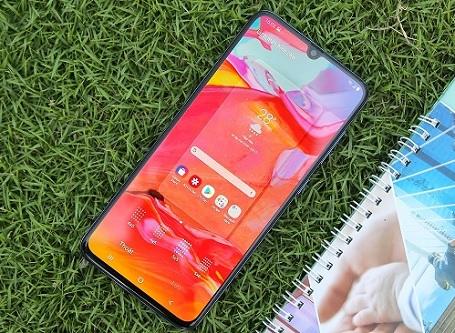 Đừng bỏ qua những bước này để tối ưu sử dụng Samsung Galaxy A70