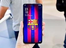Trên tay OPPO Reno 10x Zoom Barcelona: Phiên bản đặc biệt dành cho fans của câu lạc bộ Barcelona