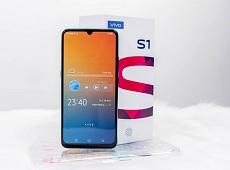 Trên tay Vivo S1: Smartphone sắp lên kệ Viettel Store với camera selfie 32MP, cảm biến vân tay dưới màn hình