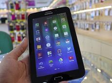 Galaxy Tab 3V - Máy tính bảng giá rẻ, hiệu năng tốt của Samsung