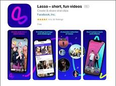 """Ứng dụng Lasso tạo clip ngắn của Facebook trực tiếp cạnh tranh với ứng dụng """"nổi như cồn"""" TikTok"""