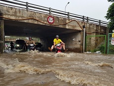 Ứng dụng cảnh báo ngập lụt HSDC Maps ra đời
