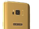 Đẳng cấp với Galaxy S8 mạ vàng của Legend