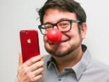 Ngắm bộ ảnh mở hộp iPhone 7 màu đỏ không thể đẹp hơn