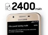 """Thân hình """"hạt tiêu"""" nhưng pin của Galaxy J5 Prime rất đáng gờm"""