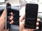 Xem ngay hình ảnh rò rỉ iPhone 8 ngoài đời thực: 2 mặt kính, không nút Home, camera dọc