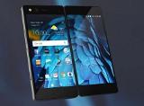 Xuất hiện smartphone Android có màn hình hai mặt gấp mở dễ dàng