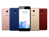 Smartphone Meizu M5c ra mắt: giá siêu rẻ nhưng vẫn có cảm biến vân tay