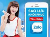Sao lưu và khôi phục tin nhắn - tính năng Zalo không phải ai cũng biết