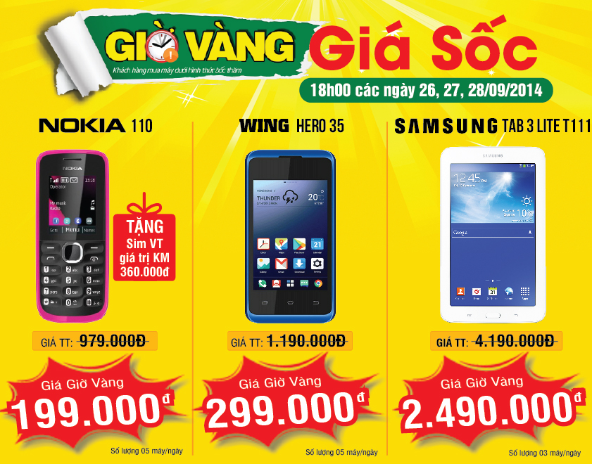 SỞ HỮU ĐIỆN THOẠI 3G với giá chỉ 299.000đ