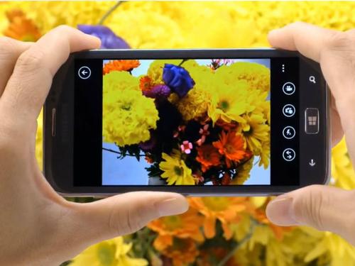 Video thực tế Ativ S chạy Windows Phone 8