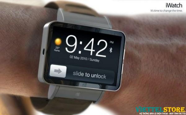 Apple sẽ ra mắt iWatch vào quý 3, tích hợp cảm biến đo tia cực tím