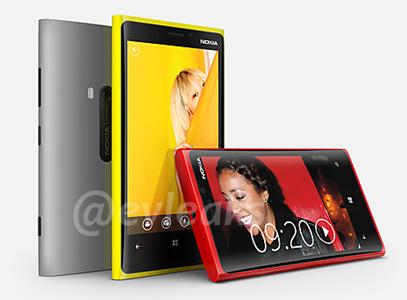 Sở hữu ngay Lumia 920 rinh ngay quà tặng khủng