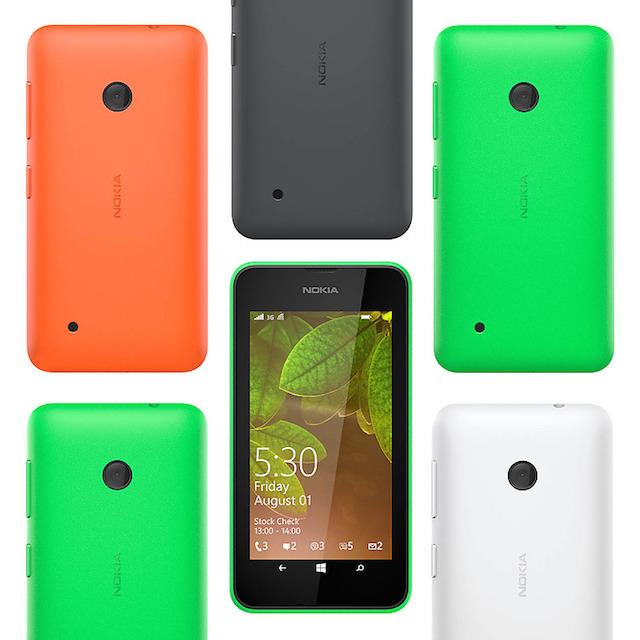 Duy nhất lúc 6h30 - Mua Lumia 630 giá 630.000 đồng